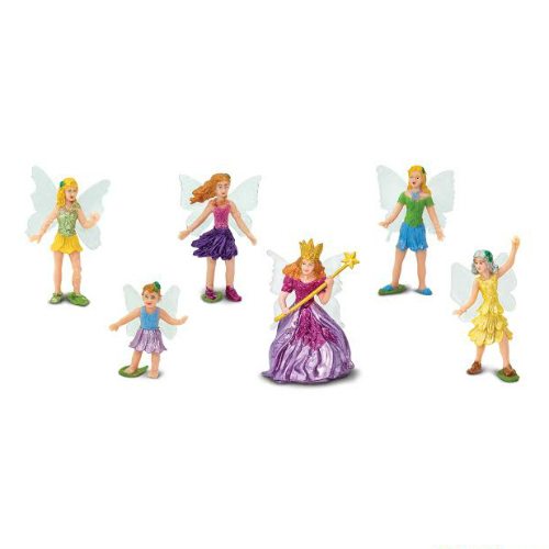 PVC Fairyland Family – Miniature PVC Fairy Figurines