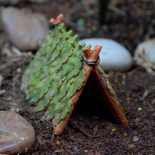 Woodland Fairy Tent & Woodland Fairy Tent|Fairy Tent|Miniature Fairy Houses