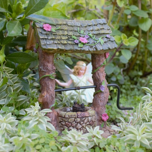 Fairytale Wishing Well