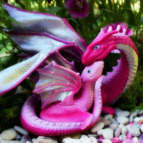 Dragons, Unicorns & Magical Creatures