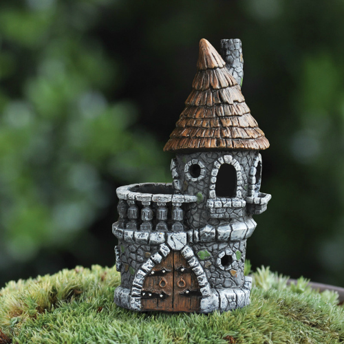 Terrarium House U2013 Micro Fairy Castle