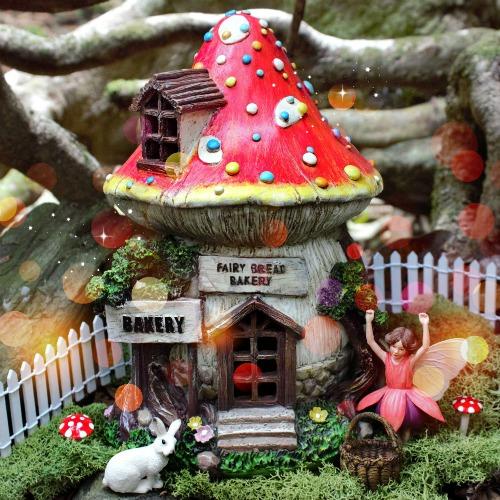 fairy - Fairy Garden Houses