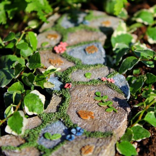 Magical Garden Pathway