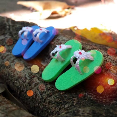 Fairy Flip Flops