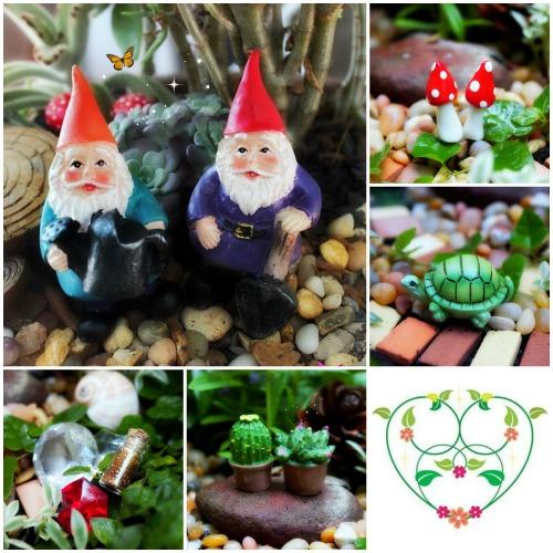 Gnome Garden Starter Kit 2017 – Garden Sparkle