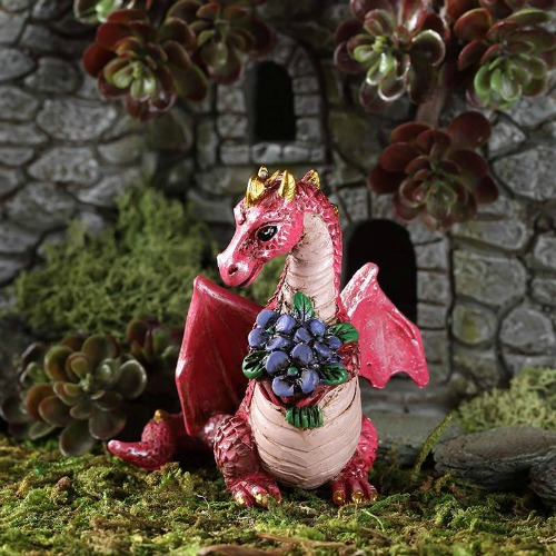 Pink Dragon – Miniature Pink Dragon