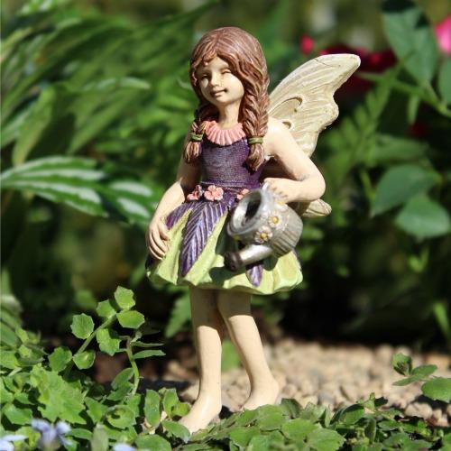 Fairy Emma – Miniature Garden Fairy – Garden Sparkle Australia