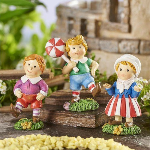 Wizard of Oz Munchkins – Garden Sparkle