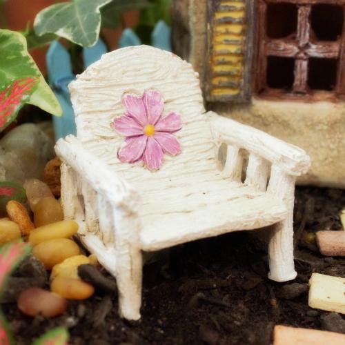 Daisy Chair – Purple